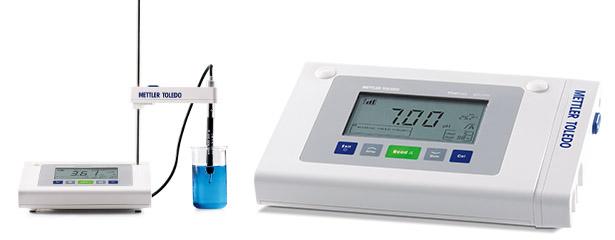 桌上型酸鹼度計F 20